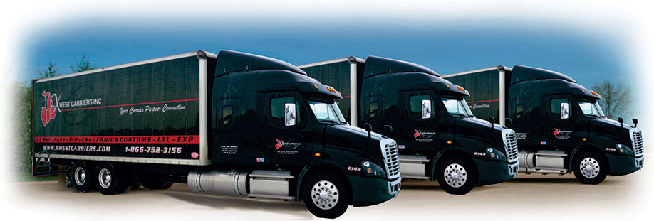 X West Carriers Trucks